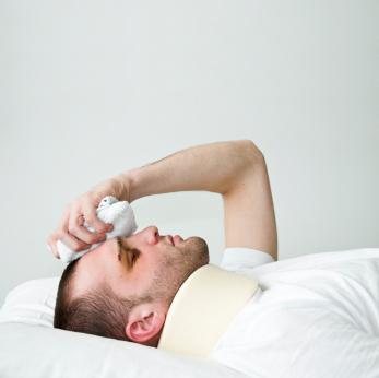 Concussion symptoms from Frisco neurosurgeon