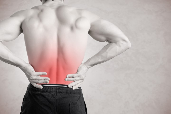 celina back pain
