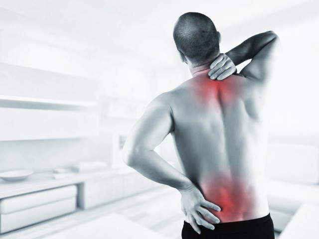 las colinas spine pain
