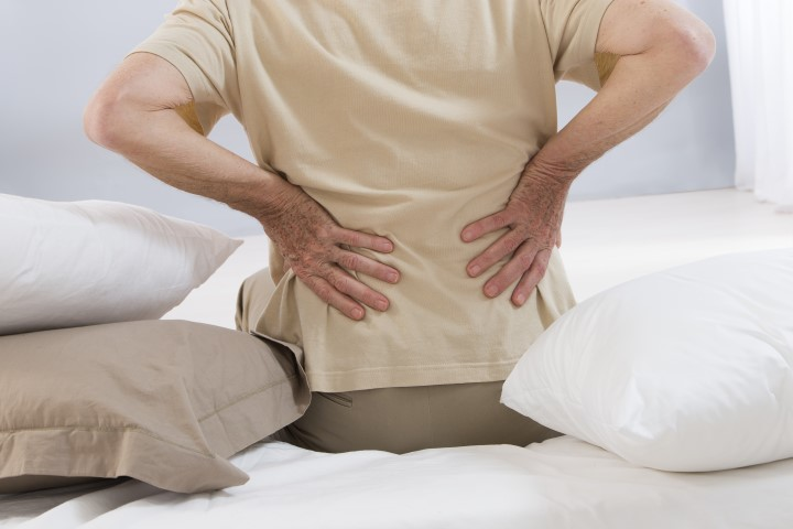 plano spine pain